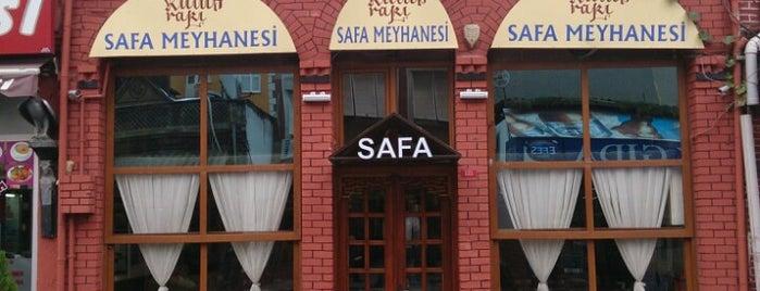 Safa Meyhanesi is one of istanbulda arka sokak lezzetleri.