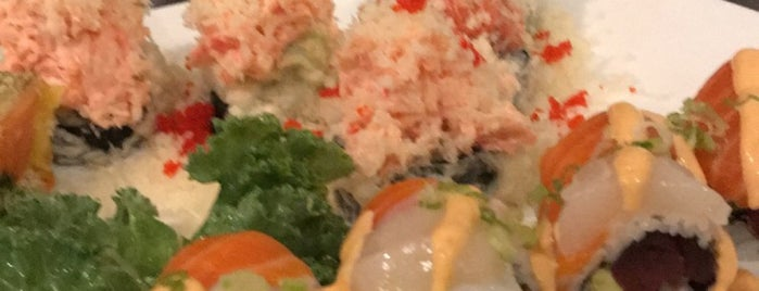 Mizu Ken Sushi is one of Top 10 favorites places in Farmingville, NY.