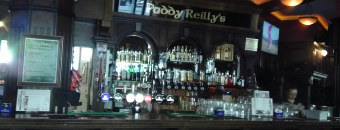 Paddy Reilly's Irish Pub is one of todo.zurich.
