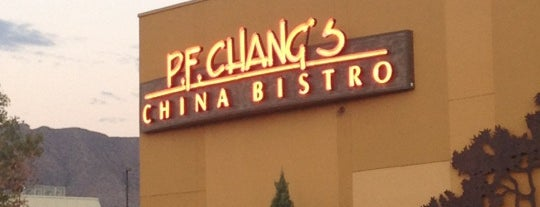 P.F. Chang's is one of The 15 Best Places for a Seafood in El Paso.