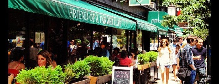 Friend of a Farmer is one of NYC Favorites.