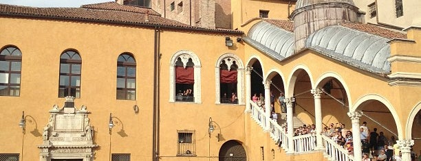 Piazza Del Municipio is one of Ferrara.
