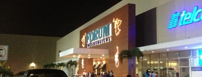 Forum Coatzacoalcos is one of Veracruz.