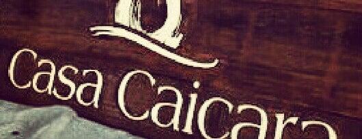 Casa Caiçara is one of Pousadas de Charme no Ceará.