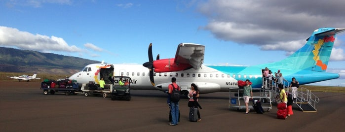Lana'i Airport (LNY) is one of Airports~Part 1....