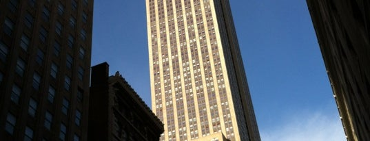 Empire State Building is one of Bollare's Little Black Book: NYC Edition.