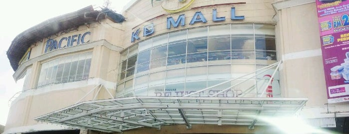 KB Mall is one of Guide to Kota Bharu's best spots.