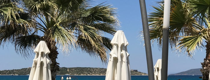 Boyalık Beach Hotel Plajı is one of İzmir.