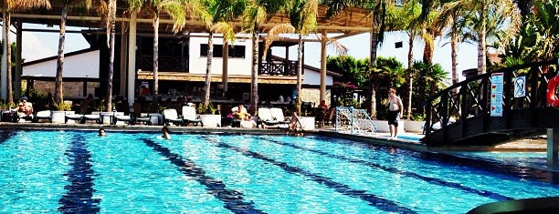 Crystal Family Resort & Spa is one of Hotels.
