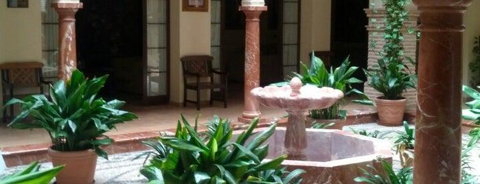 Hotel Finca Eslava is one of ir con mi Vero.