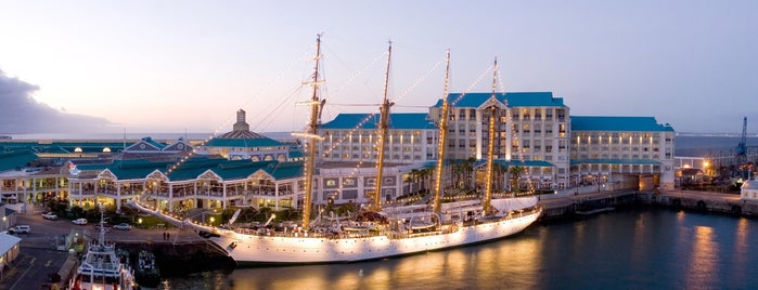 The Table Bay Hotel is one of Bucket List Places.