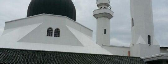 Masjid At-Taqwa is one of Masjid.
