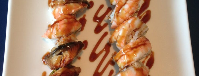 Omi Sushi is one of Lansing Area.