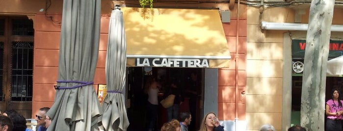 La Cafetera is one of Terrazas de Barcelona.