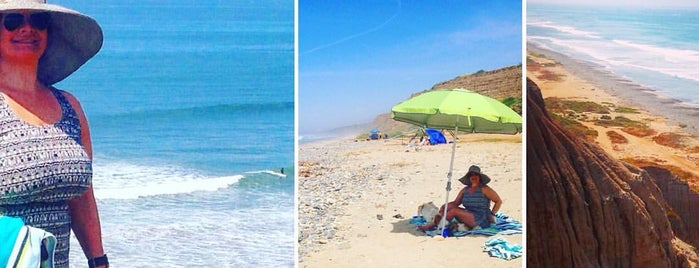 San Onofre - San Mateo Campground is one of soon.