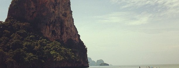 Railay Beach West is one of Dream Destinations.