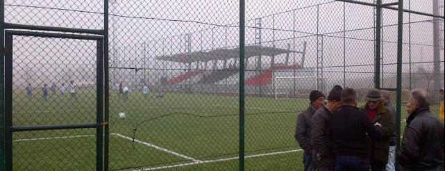 Riva Stadı is one of İstanbul Stadyum ve Futbol Sahaları.