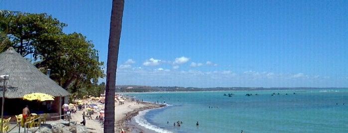 Praia de Ponta Verde is one of Maceio.