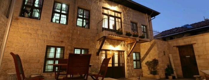 Ali Bey Konağı is one of Gaziantep.