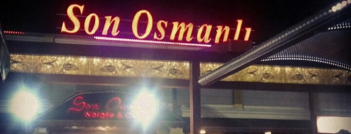 Son Osmanlı Nargile Cafe is one of İstanbul 2.