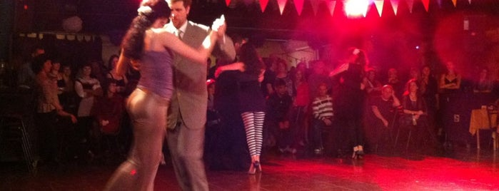 La Viruta Tango Club is one of Baile social Buenos Aires.