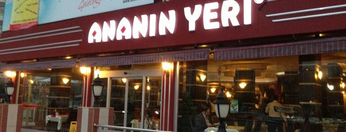 Ananın Yeri is one of Denenenler :).