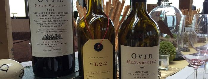 Ovid Vineyard is one of Wineries.