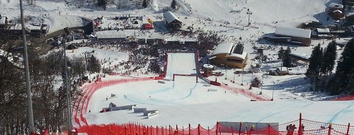 Méribel is one of Stations de ski (France - Alpes).