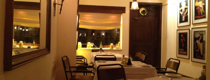 La Trattoria is one of Cairo's Best Spots & Must Do's!.