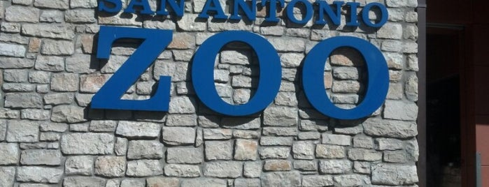 San Antonio Zoo is one of SA To Do List.