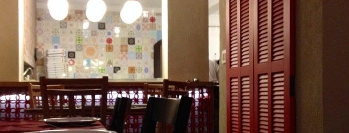 Santa Clara Pizzeria is one of Gordinhos recommends!.