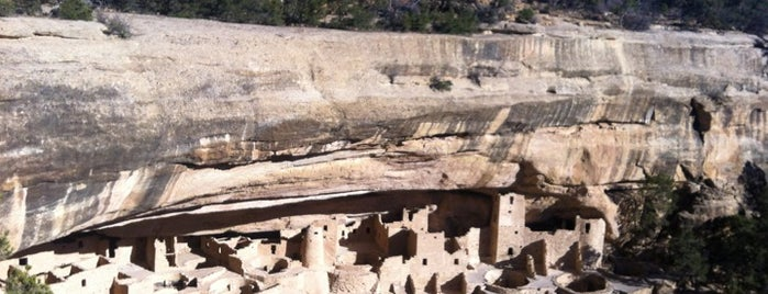 Mesa Verde National Park is one of UNESCO World Heritage Sites.