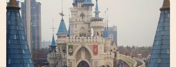 Lotte World Adventure is one of Best of World Edition part 1.