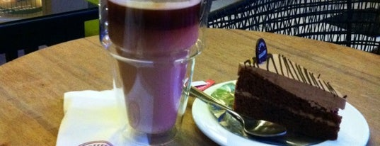 Coffee Gallery is one of Recommended Restaurants.