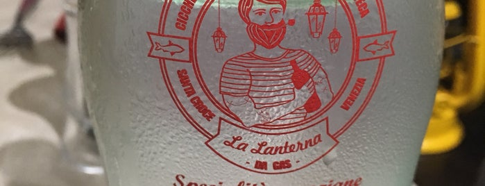 La Lanterna da Gas is one of The 15 Best Places for a Prosecco in Venice.