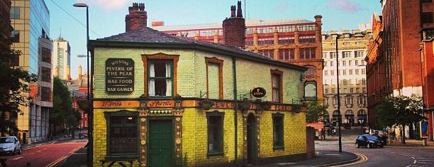 Peveril of the Peak is one of Guide to Manchester's best spots.