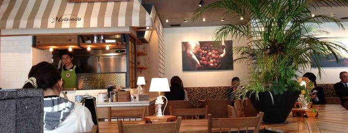 ホノルルコーヒー 赤坂見附店 is one of 電源 コンセント スポット.