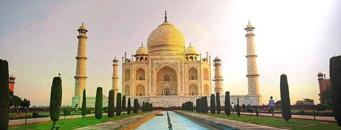 Taj Mahal | ताज महल | تاج محل is one of Bucket List Places.