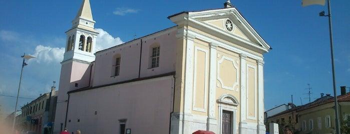 Stari grad Poreč | Poreč old town is one of Kroatien.