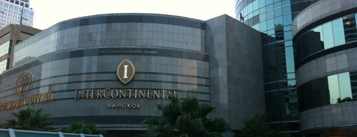InterContinental Bangkok is one of Hotel Asia.