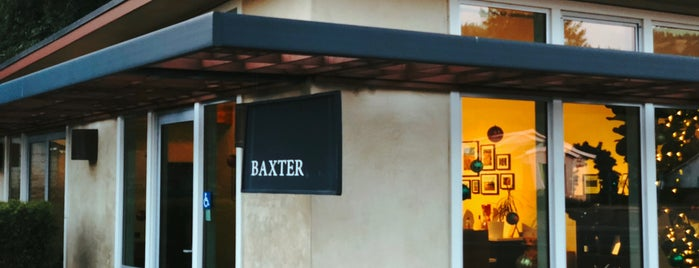 Baxter Winery is one of Wineries.