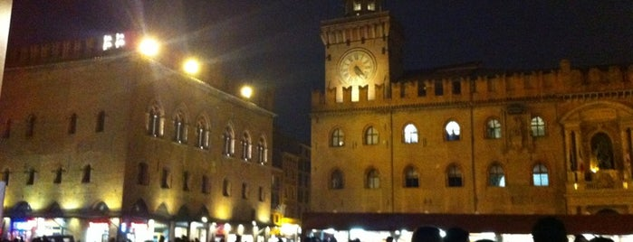 Piazza Grande is one of #4sqCities#Bologna - 80 Tips for travellers!.