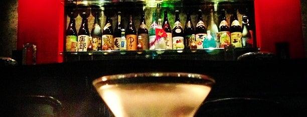 Izumi is one of Shanghai's Best Low-Key Bars.