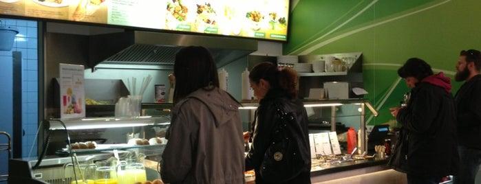 Boussi Falafel is one of v love berlin - the vegan side of berlin.