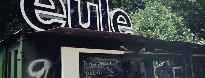 Café Eule im Gleisdreieck is one of Coffee spots Berlin.