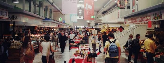 Marheineke Markthalle is one of #meinBerlin.
