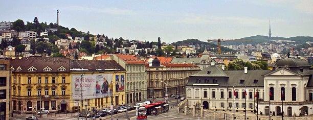 Bratislava is one of Capitals of Europe.