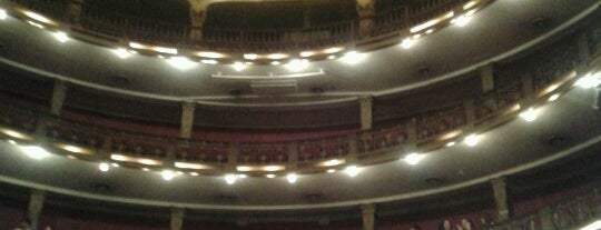 Teatro Nacional Cervantes is one of Guide to Bs As's best spots.