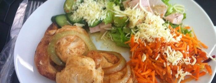 Restaurante Pimenta Verde is one of P.F. Week.