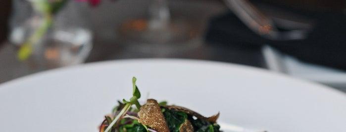 The Food Market is one of Baltimore Sun's 100 Best Restaurants (2012).